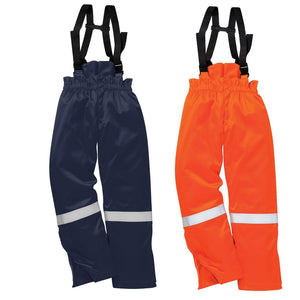 Portwest FR Anti-Static Winter Salopettes FR58