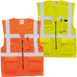 Portwest Berlin Executive Vest S476