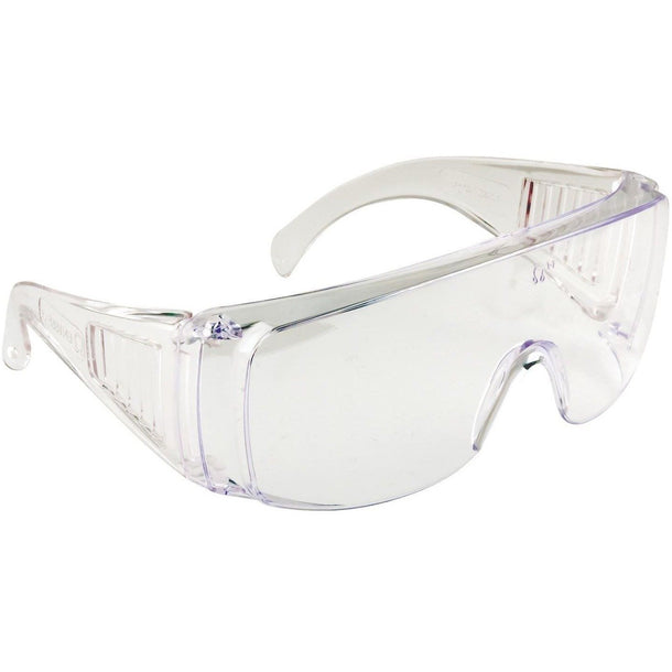 Portwest Visitor Safety Spectacle Clear One Size  PW30
