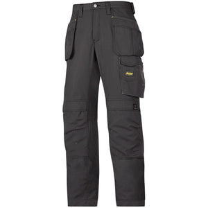 Snickers Workwear Craftsmen Holster Pocket Trousers Rip-Stop