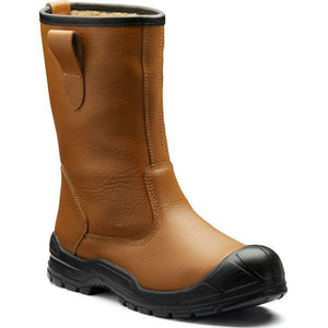 Dickies Dixon Lined Safety Rigger Boot