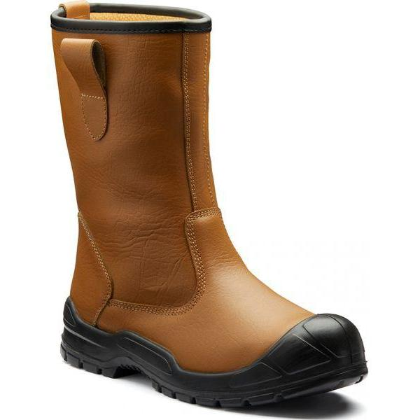 Dickies Dixon Unlined Safety Rigger Boot