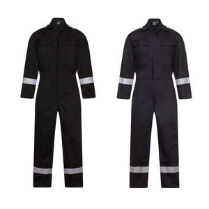 GS Workwear Polycotton Heavyweight Zip Front Coverall GSW115