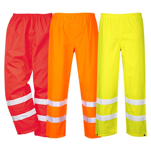 Portwest Hi-Vis Traffic Trousers S480