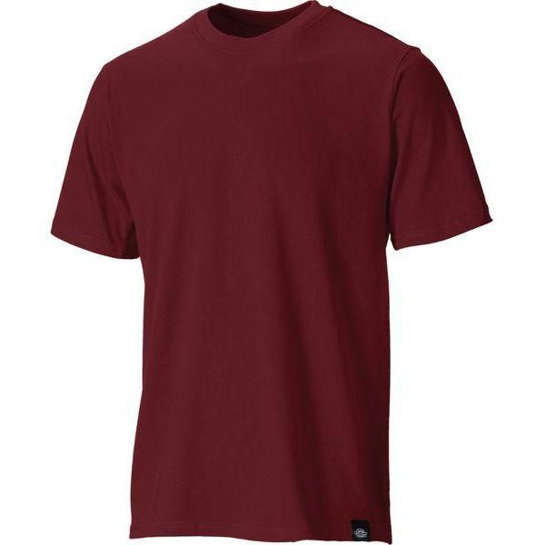 Dickies Plain Cotton T-Shirt