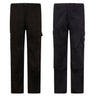 Goldstar Mens Cargo Combat Work Trousers with Knee Pad Pockets