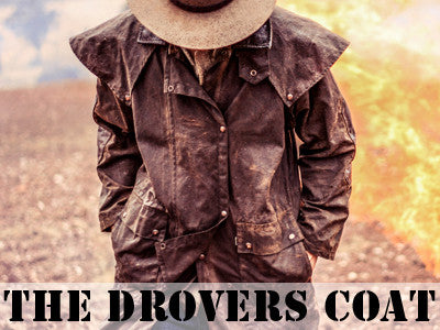 THE DROVERS COAT