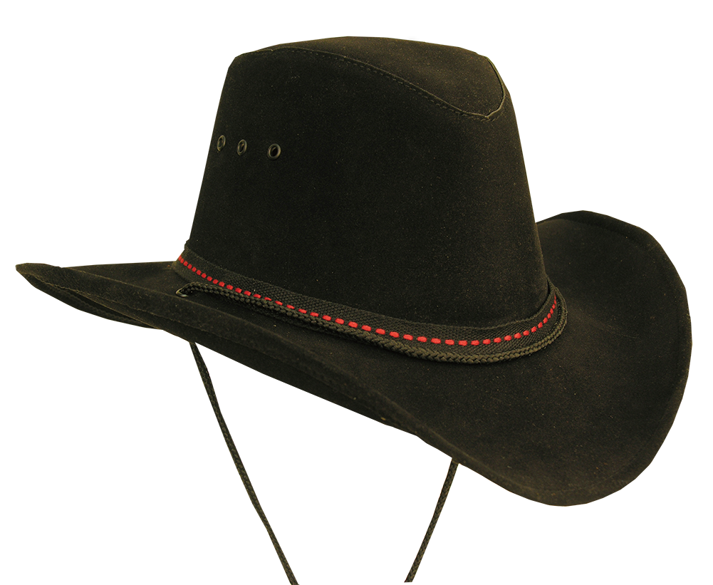 8e7affdf30a Kakadu Western Plains Womens Hat Soaka Black Wide Brim Cowboy Aussie  Camping L. About this product. Picture 1 of 2  Picture 2 of 2