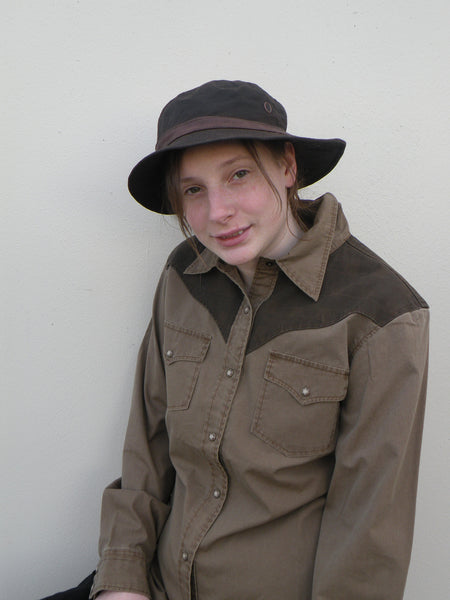 Kakadu BUCKLEYS Bucket Hat In Brown
