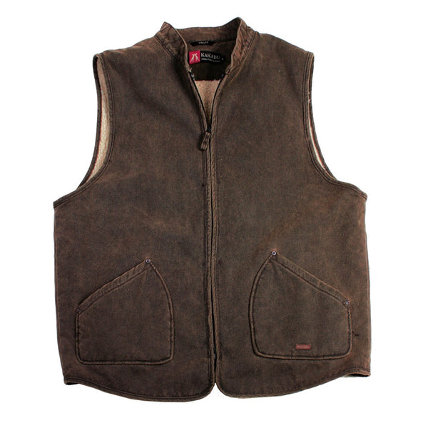 Wooli Button-In Liner Vest