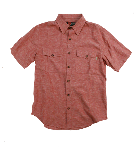 Hayman Shirt in Red