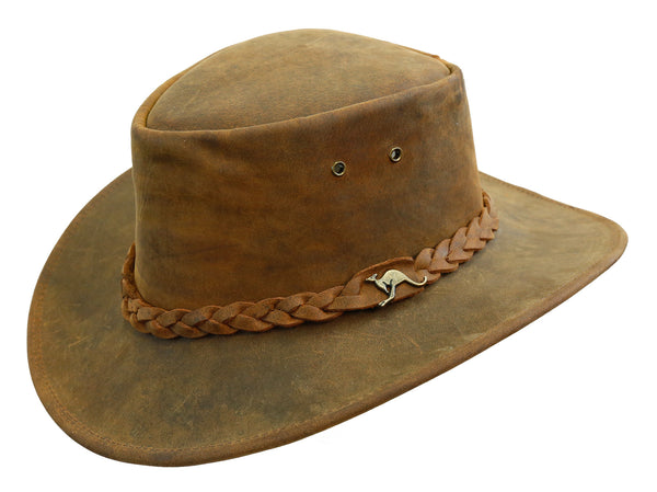 Nullarbor Hat in Tobacco