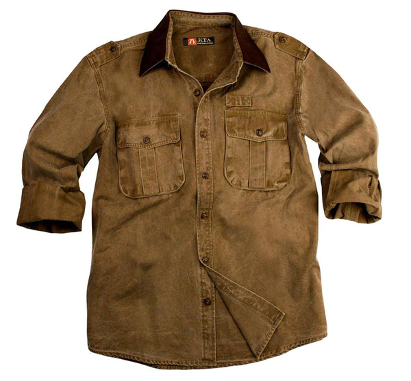 Southern Cross Shirt in Khaki