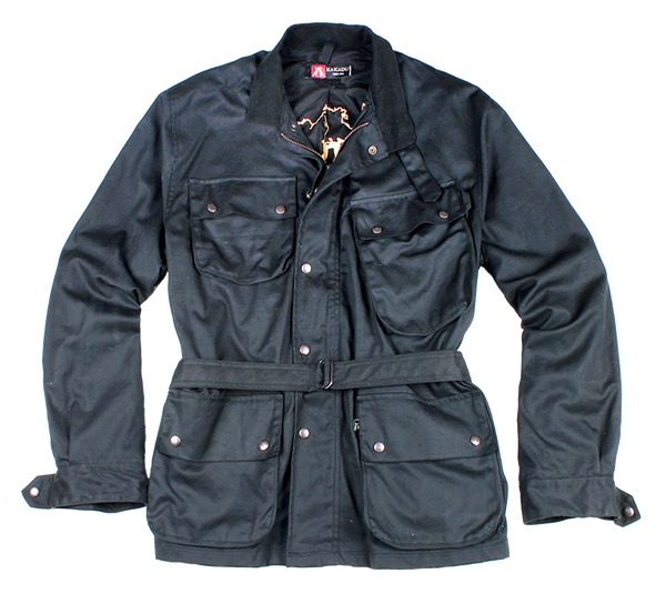 Amazon.com: Outback Trading Company Trailblazer Oilskin Jacket ...