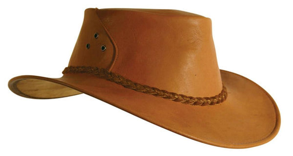 Uluroo Hat in Rust