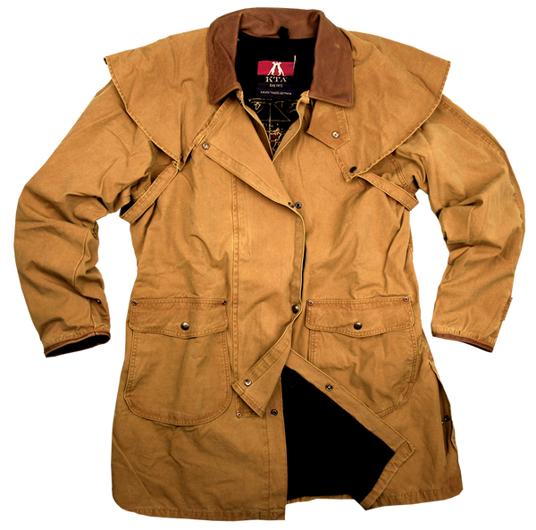Gold Coast Drover Jacket In Mustard Kakadu Traders Australia