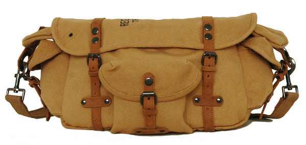 Shoulder Bag in Tobacco