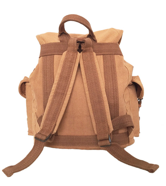 Backpack in Tobacco