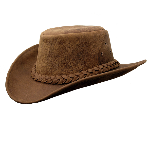 Bulldog Hat In Tobacco