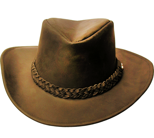 Paxton Hat In Brown
