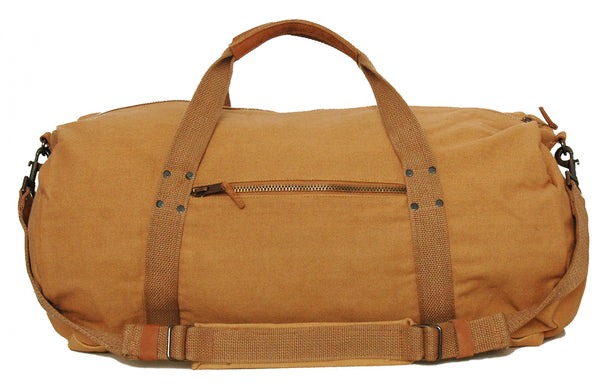 Large Burro Duffle Bag in Tobacco