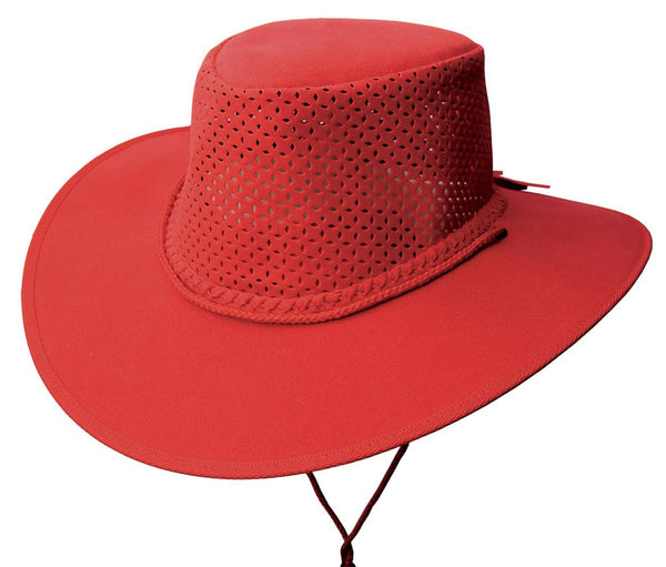 Kakadu STROLLER SOAKA HAT in Red