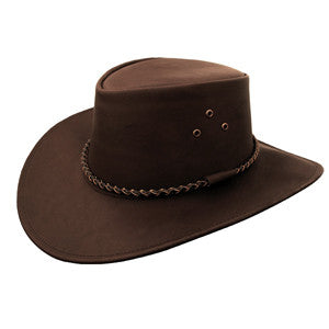 Packer Hat In Brown