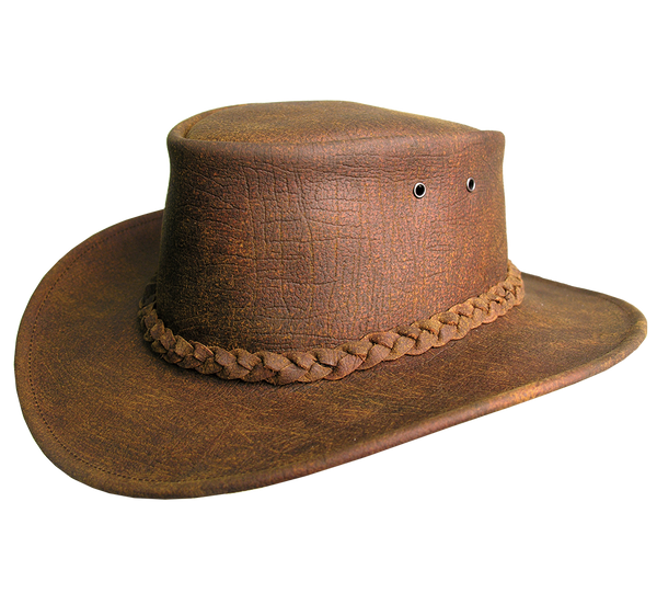 Bulldog Hat In Brown