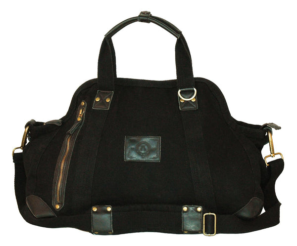 Small Doctor's Bag in Black