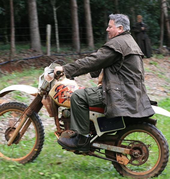 Workhorse Jacket in Brown