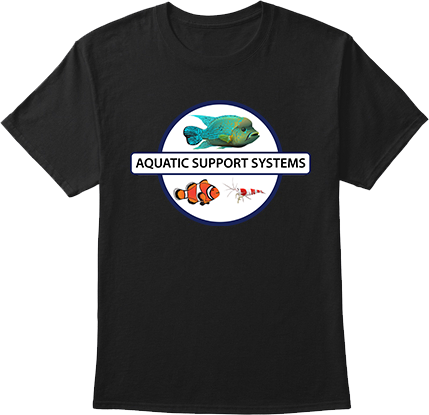 Click T-Shirt Button to visit Aquatic Support Systems Apparel!