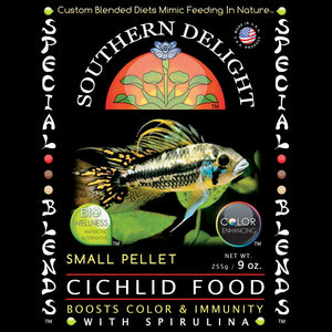 Small Cichlid Food 1 lb. bag