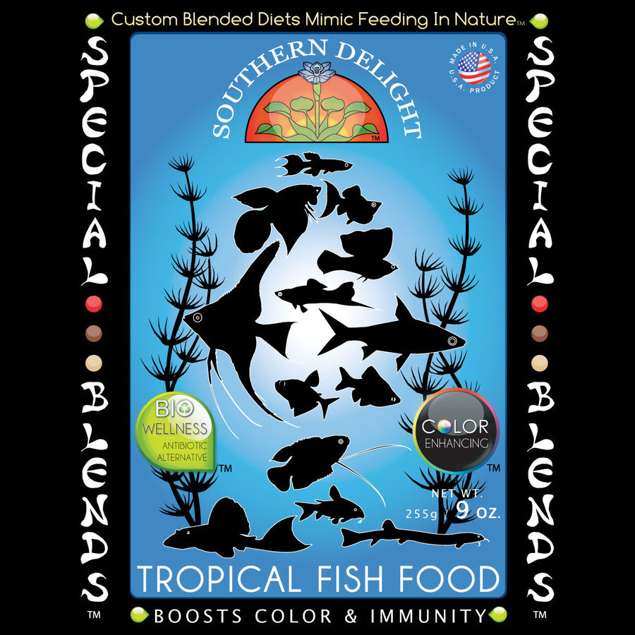 Tropical Fish Food 1 lb. bag