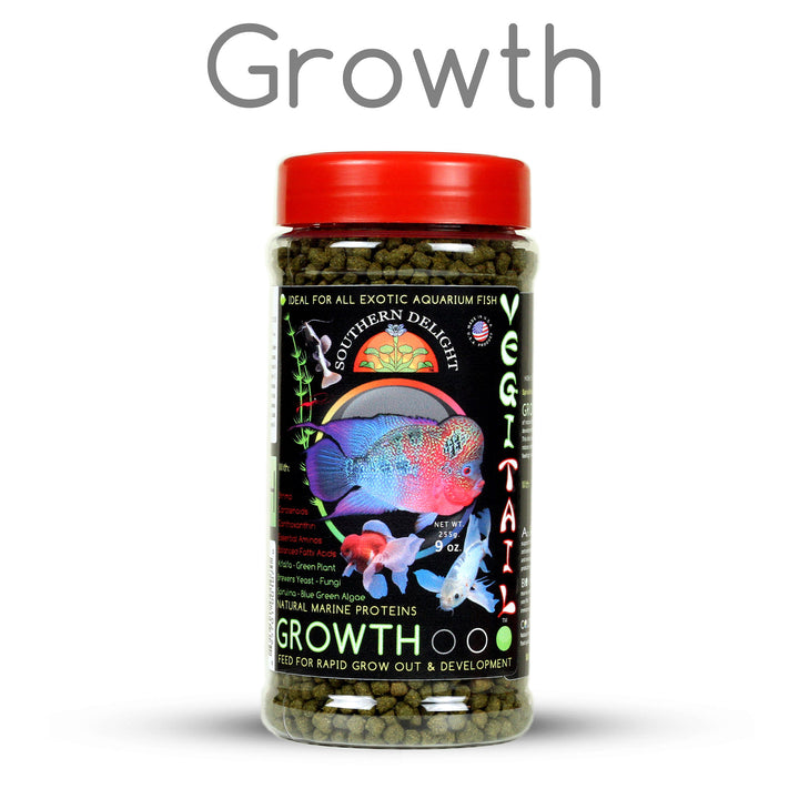 Growth Enhancing Food Bottle