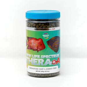 New Life Spectrum Thera + A (Jumbo Fish) Enhanced Diet