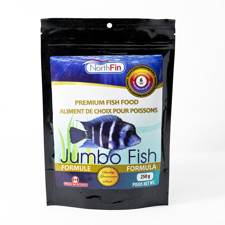 NorthFin Jumbo Fish 6mm