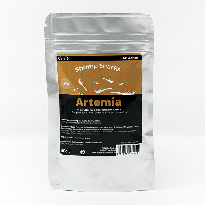 GlasGarten Shrimp Snacks - Artemia