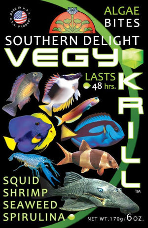 Southern Delight Vegy Krill 2 Bottle Pack - 3 lbs