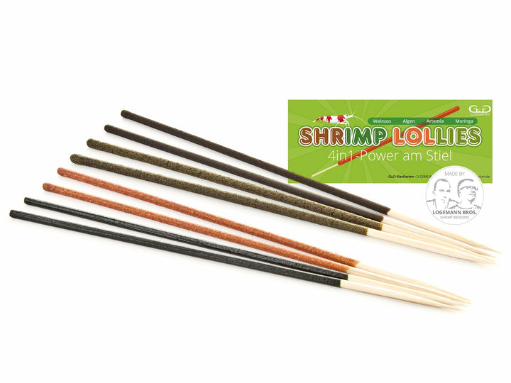 Shrimp Lollies 4 in 1