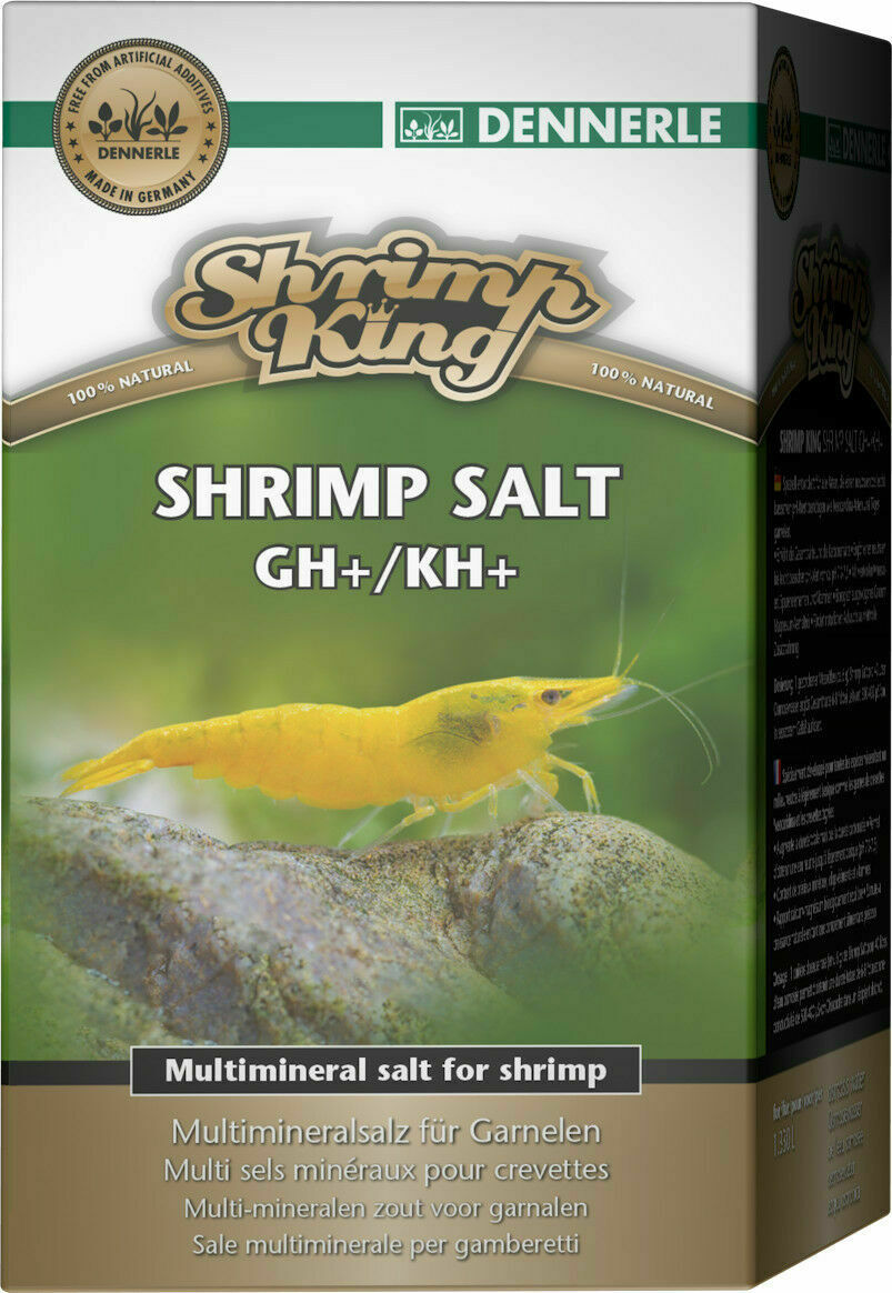 Shrimp King Shrimp Salt GH+/KH+