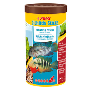 Sera Cichlids Sticks - 1000ml, offered by Aquatic Support Systems