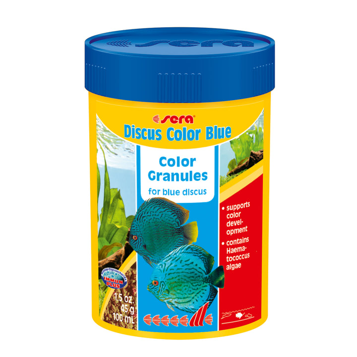 Sera Discus Color Blue (100ml), offered by Aquatic Support Systems