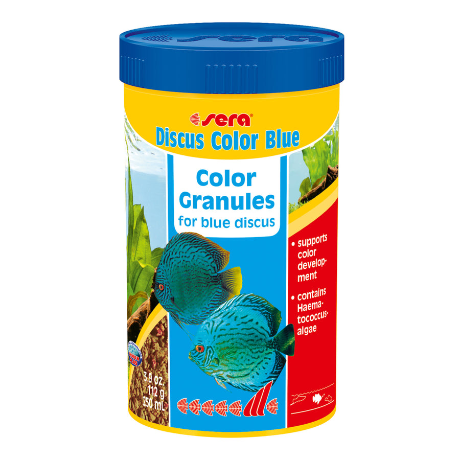 sera Discus Color Blue - 250ml, offered by Aquatic Support Systems