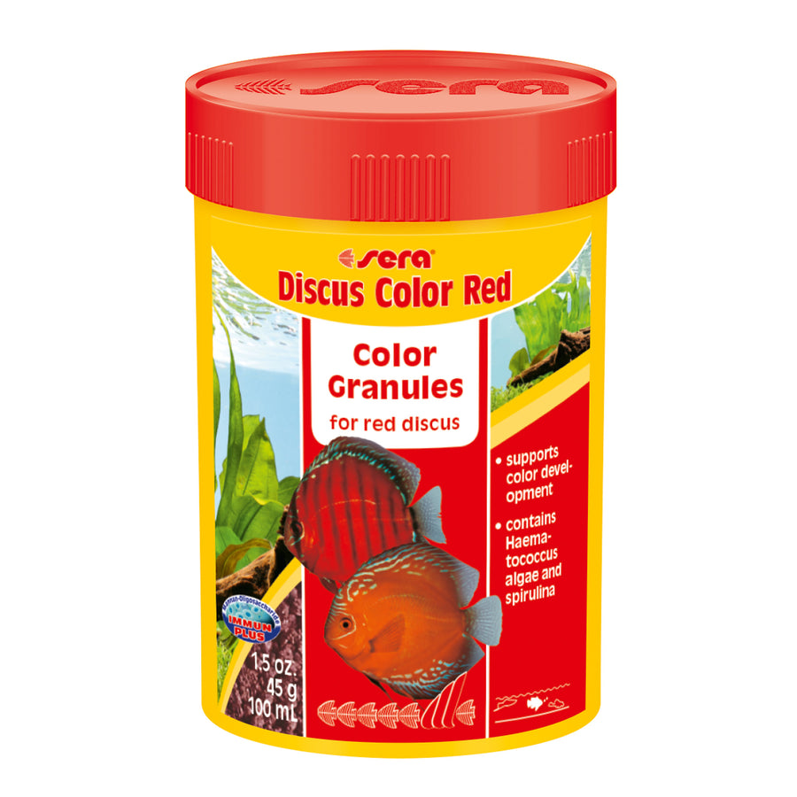 Sera Discus Color Red - 100ml, offered by Aquatic Support Systems
