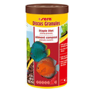 Sera Discus Granules - 1000ml, offered by Aquatic Support Systems
