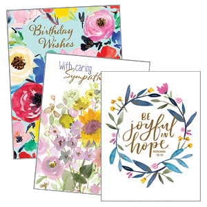 Simple Blessings Greeting Cards