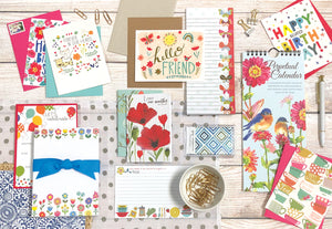 stationery gifts-USA made-gina b designs