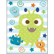 Gift Enclosures - Lil Monster Friends, Gina B Designs