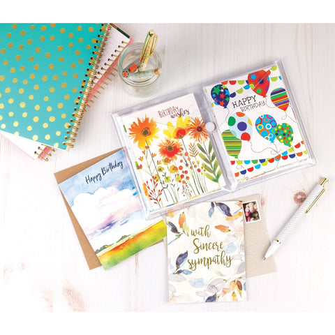 Greeting Card assortment - 12 of our best selling cards to keep on hand for last minute celebrations