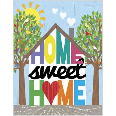 New Home card - New Home, Gina B Designs